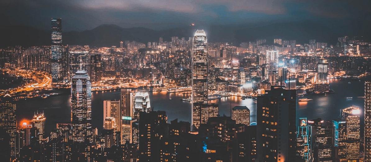 a large city vista open opportunities